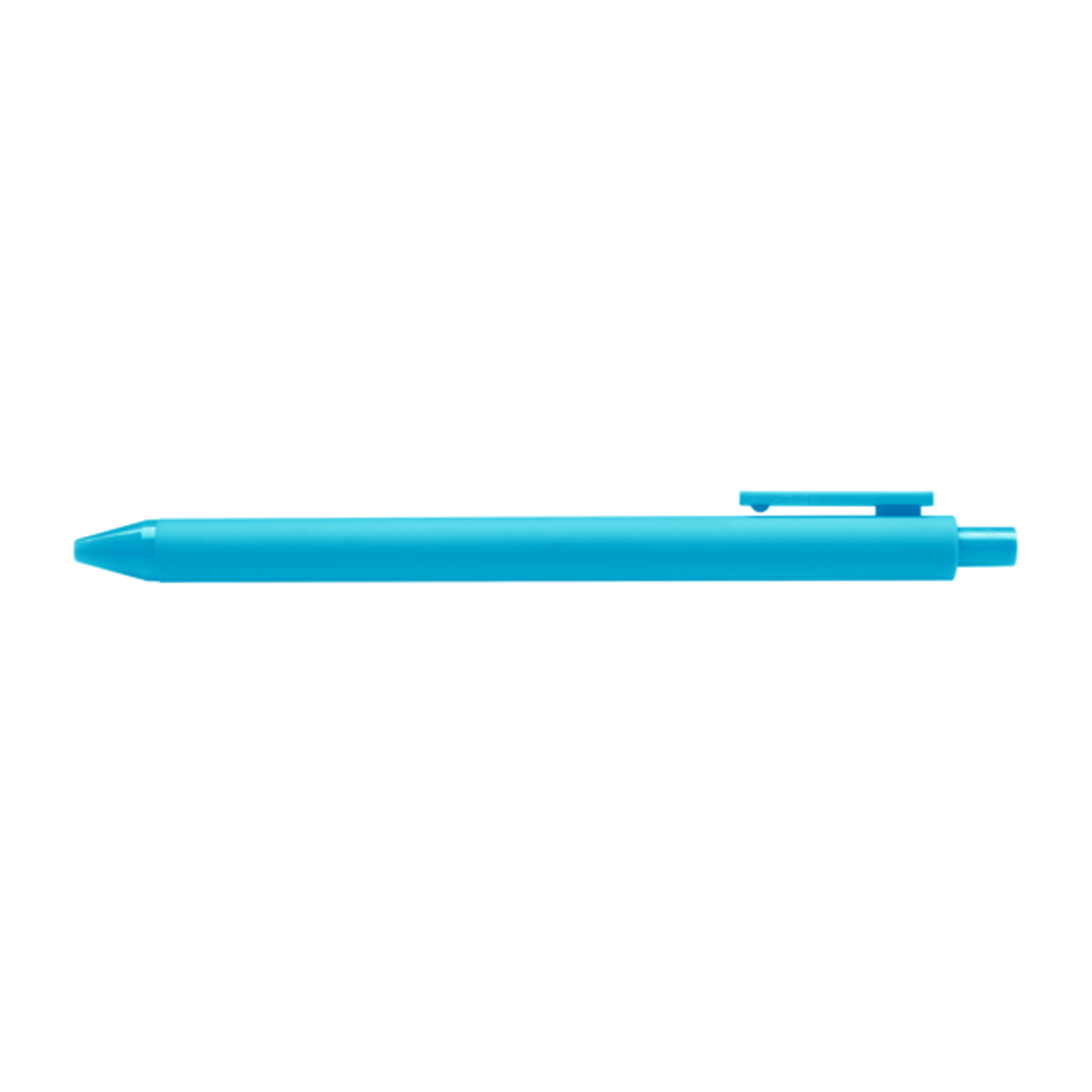 Bright Blue (Black Ink) Jotter Pen - Up Your Standards