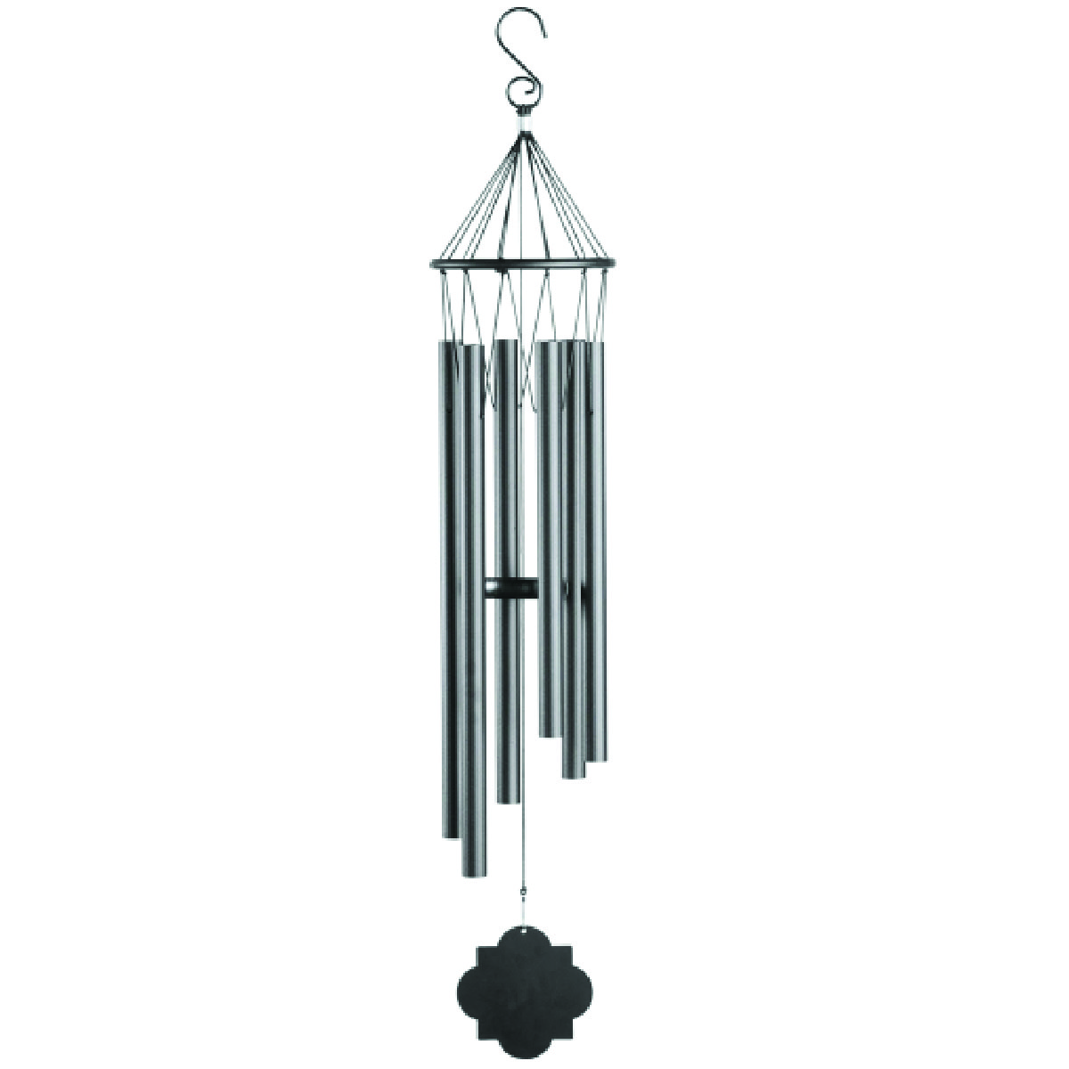 Black Tahiti Wind Chime