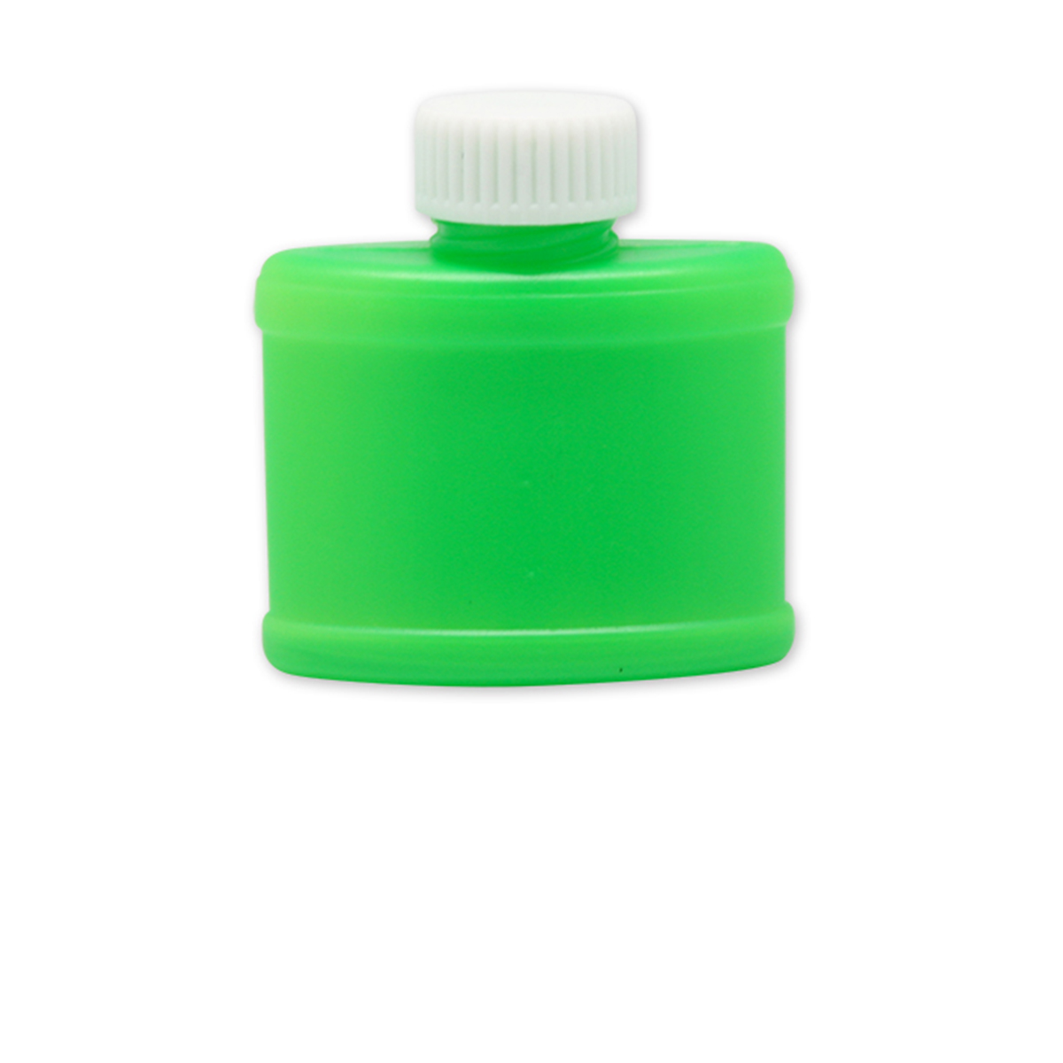 Green 1oz Bubble Bottles
