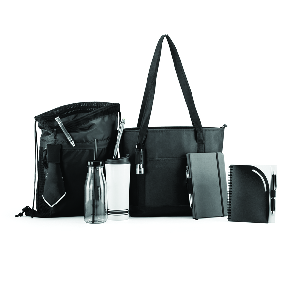 Black Essential Perfect 10 Gift Set