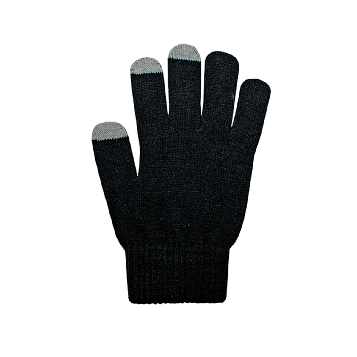 Black Universal Touch Screen Gloves