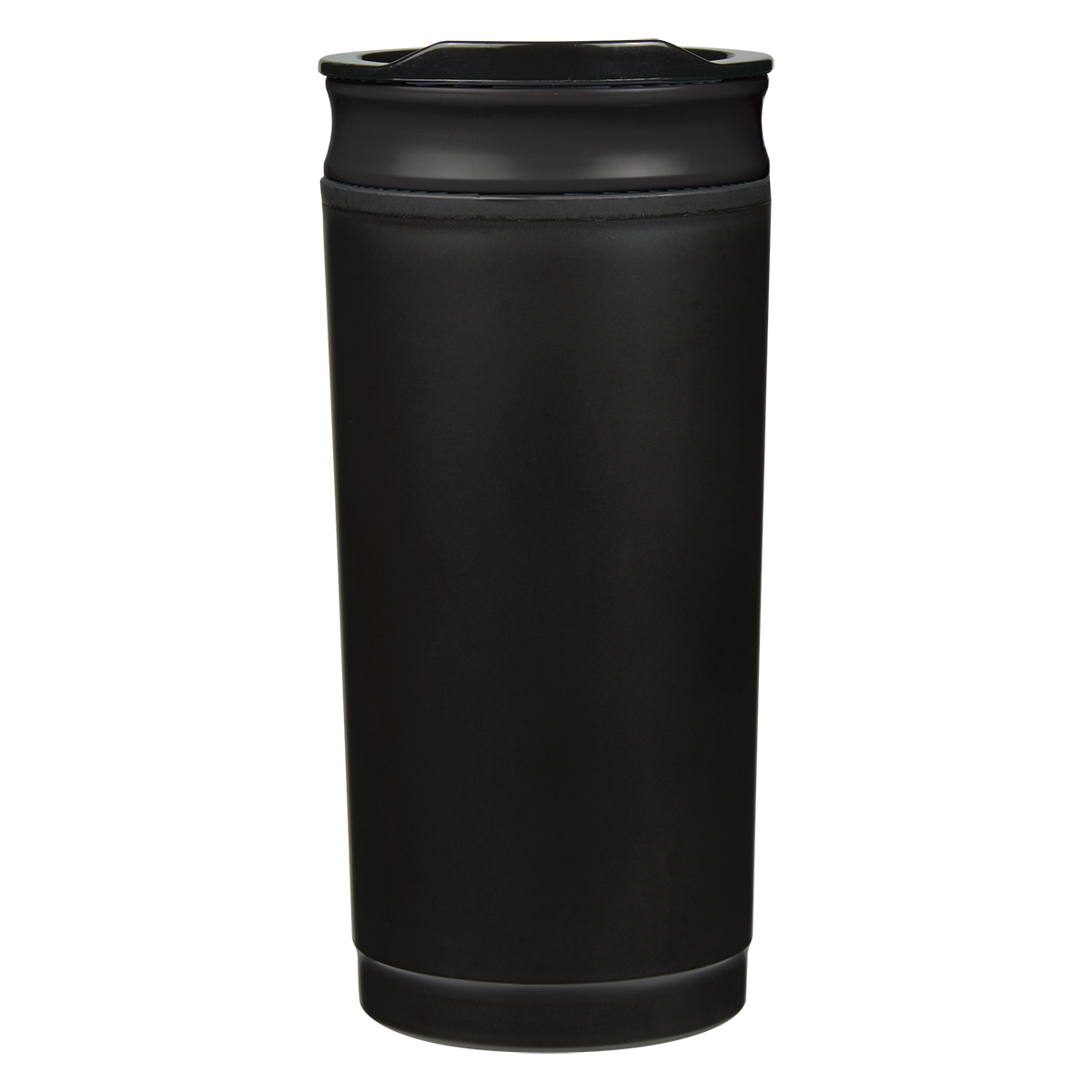 Black 16 Oz. French Press Tumbler