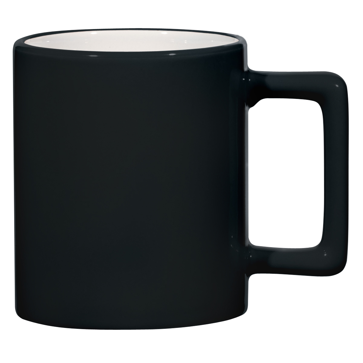 Black The Joe Mug (11 oz)