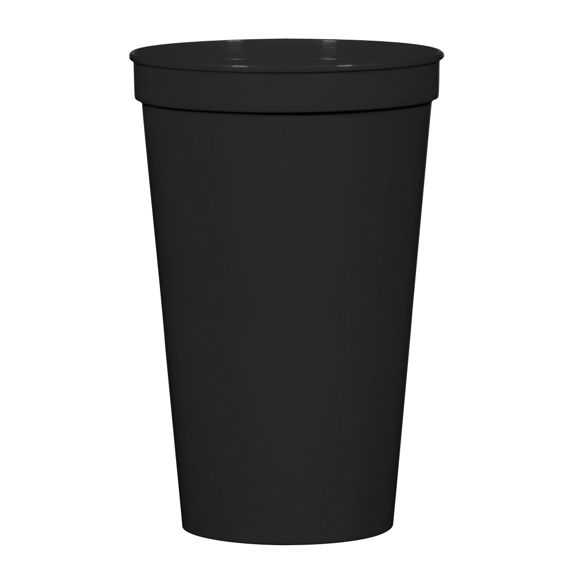 Black Big Game Stadium Cup 22 oz