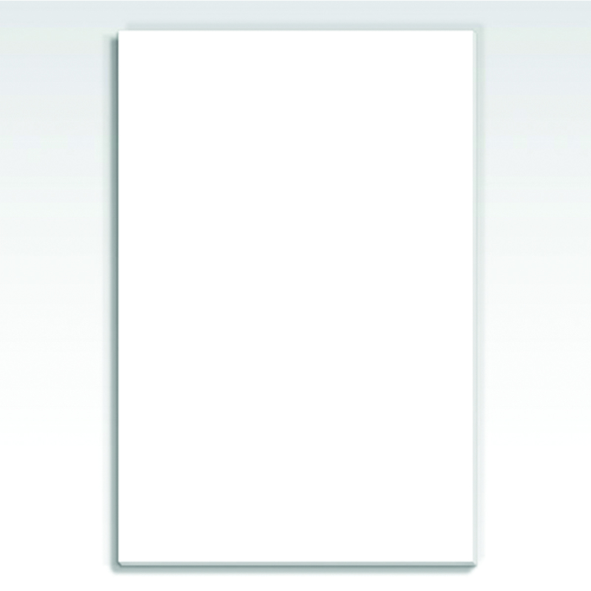 """White Non Adhesive Scratch Pads (50 Sheets, 5""""W x 7""""H)"""