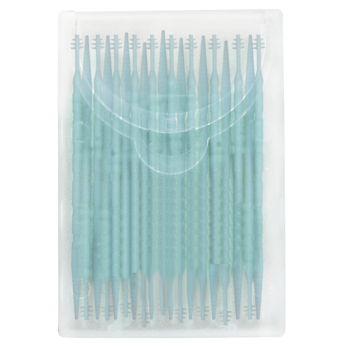 Frosted Toothpicks in a Case