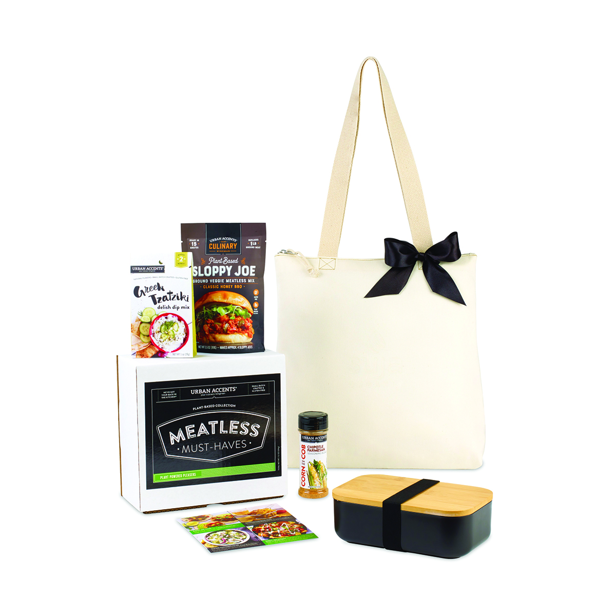 Black Plant-Powered Must Haves Gift Set