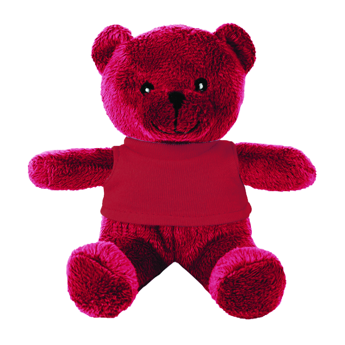 Red Color Bears