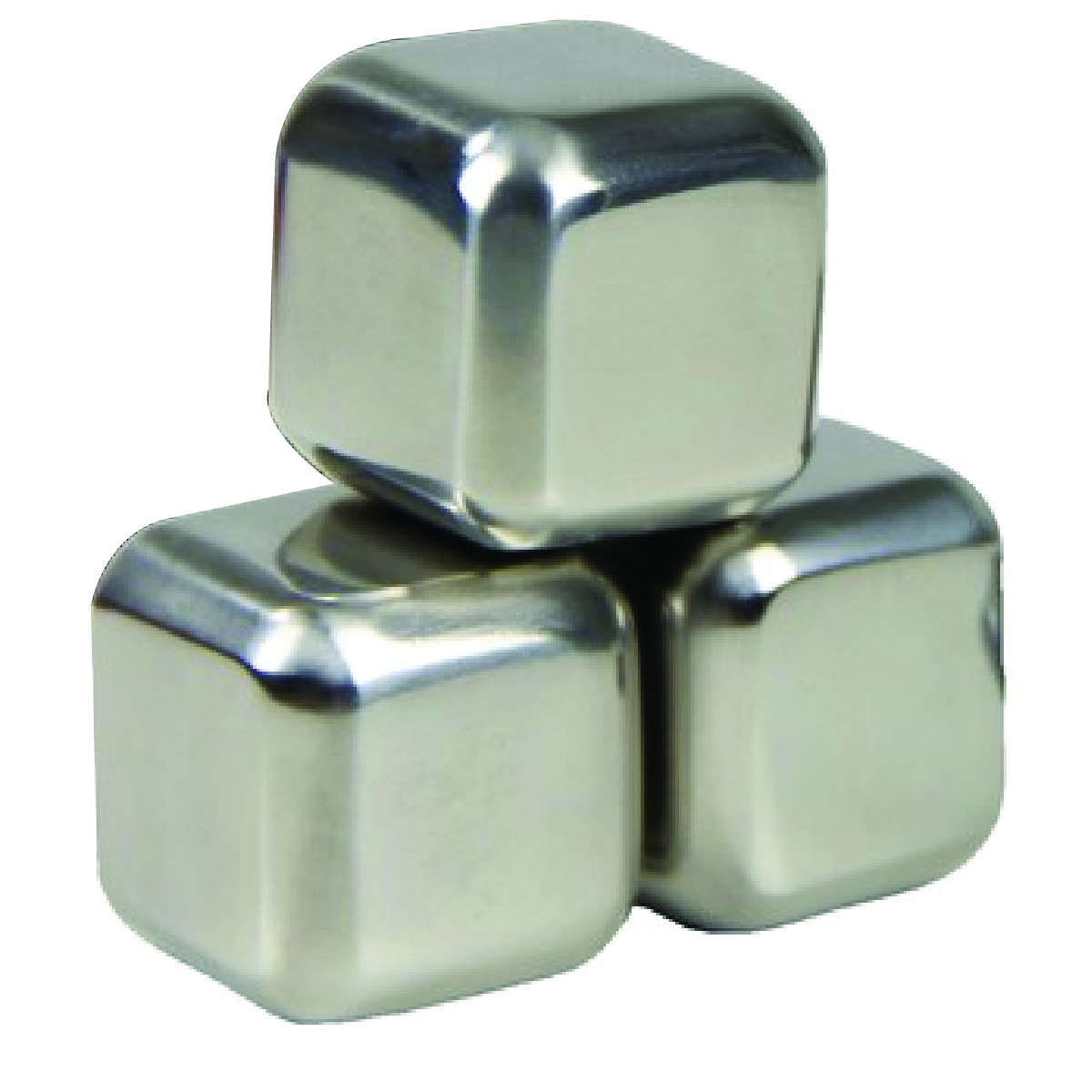 Stainless Steel Stainless Steel Beverage Cubes