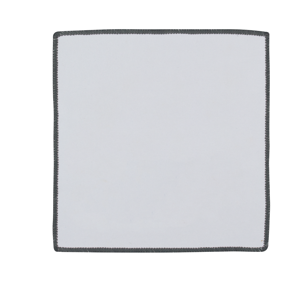 White Dye Sublimated Microfiber Cleaning Cloth
