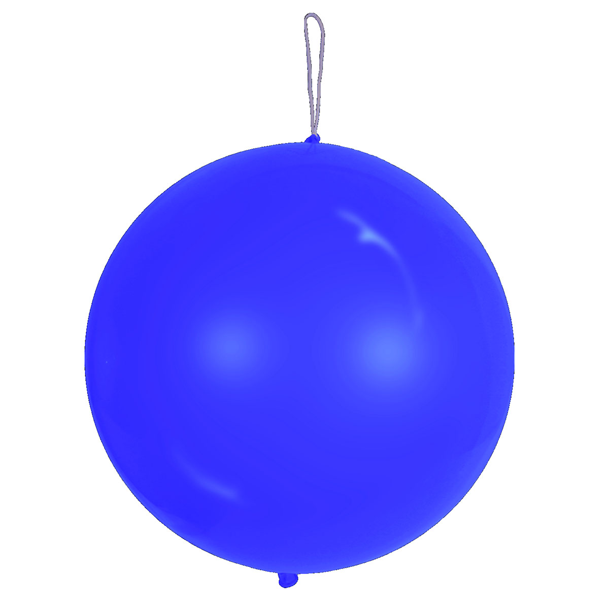Blue Punch Balloons