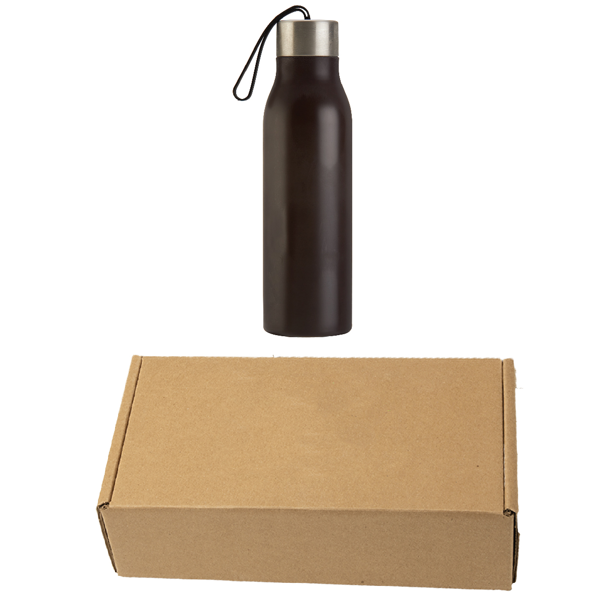 Black Mood Stainless Steel Bottle with Gift Box 24 oz