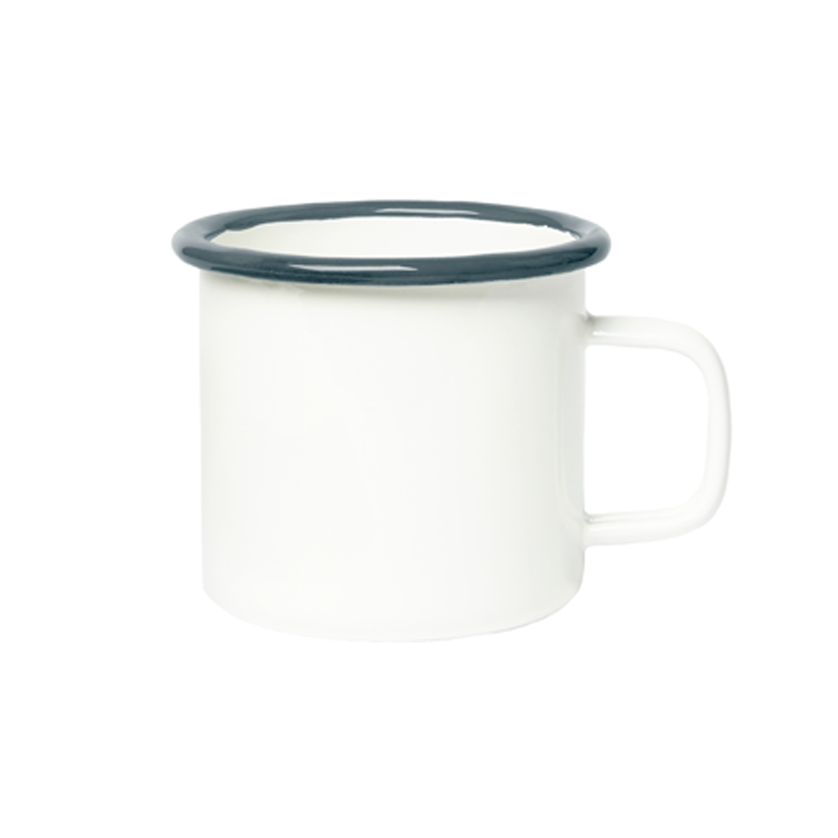 White Camp Fire Mug (14 oz)