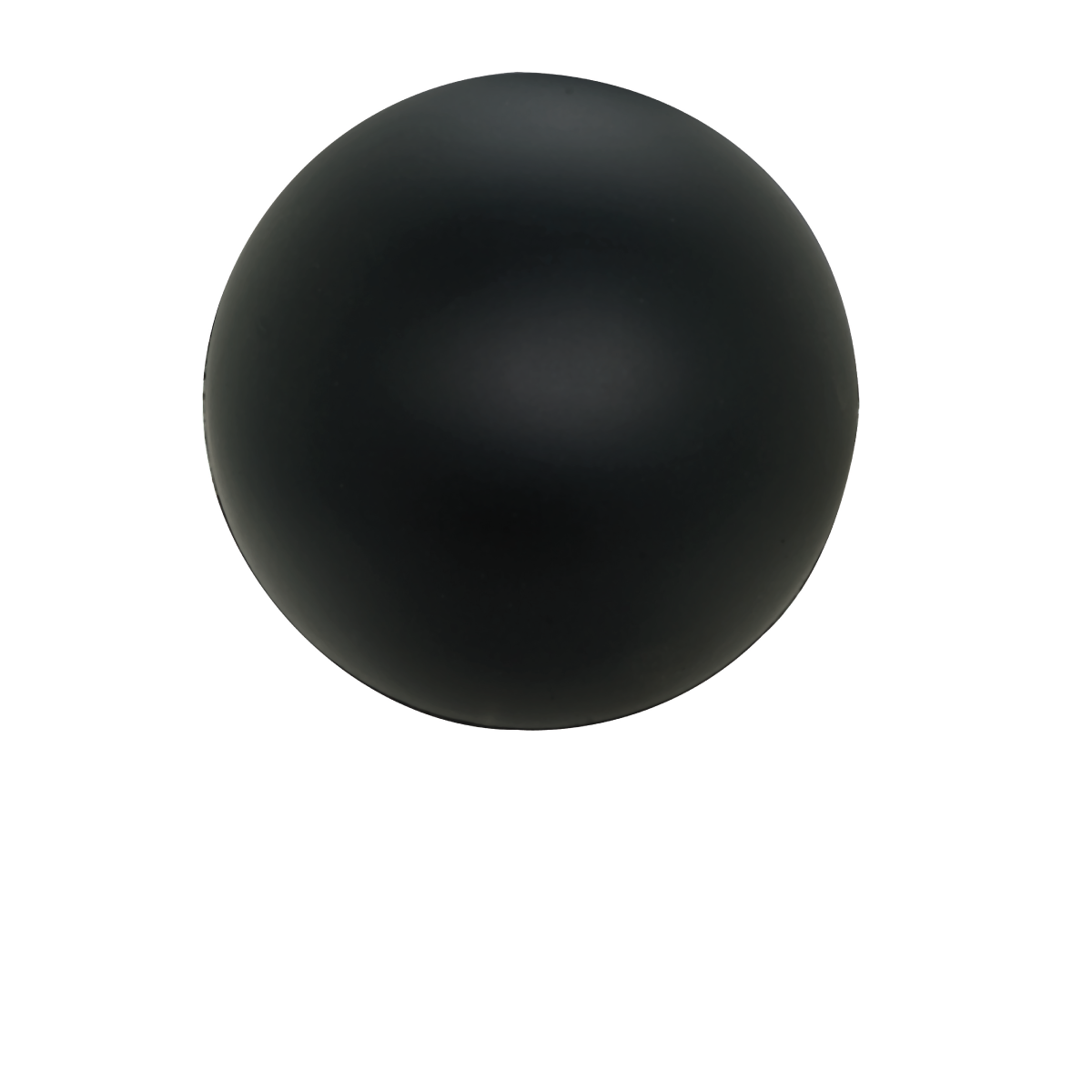 Black Colored Stress Ball