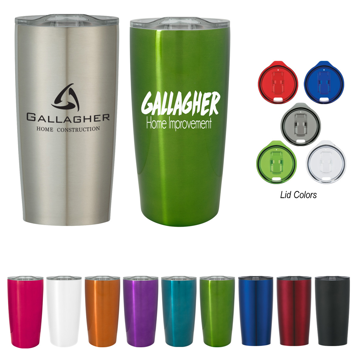 Himalayan Tumbler With Stuffer (20oz)