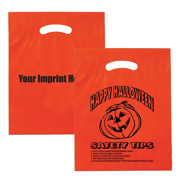 SS8349-Halloween-Die-Cut-Bag-with-back-view image