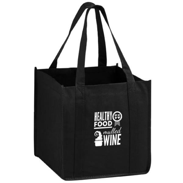SS8781 The Cube Tote_Black image