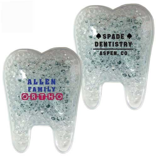 Tooth gel hot and cold pack